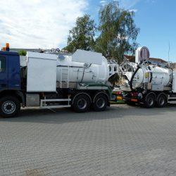 Recyklační cisterna